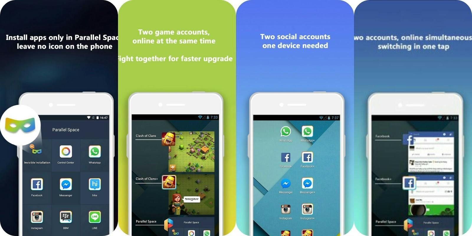 parallel space app cloner