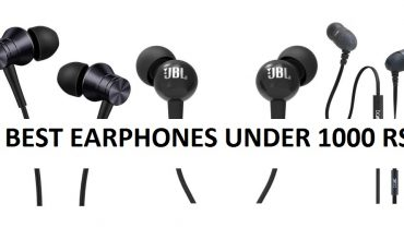 Best In Ear Headphones Under Rs 1000