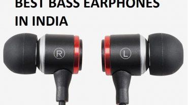 Best bass earphones in India
